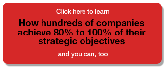 How to achieve strategic objectives