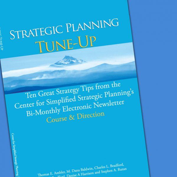 Strategic Planning Tune-Up