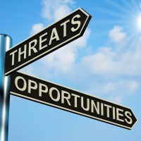 Changing Threats to Opportunities