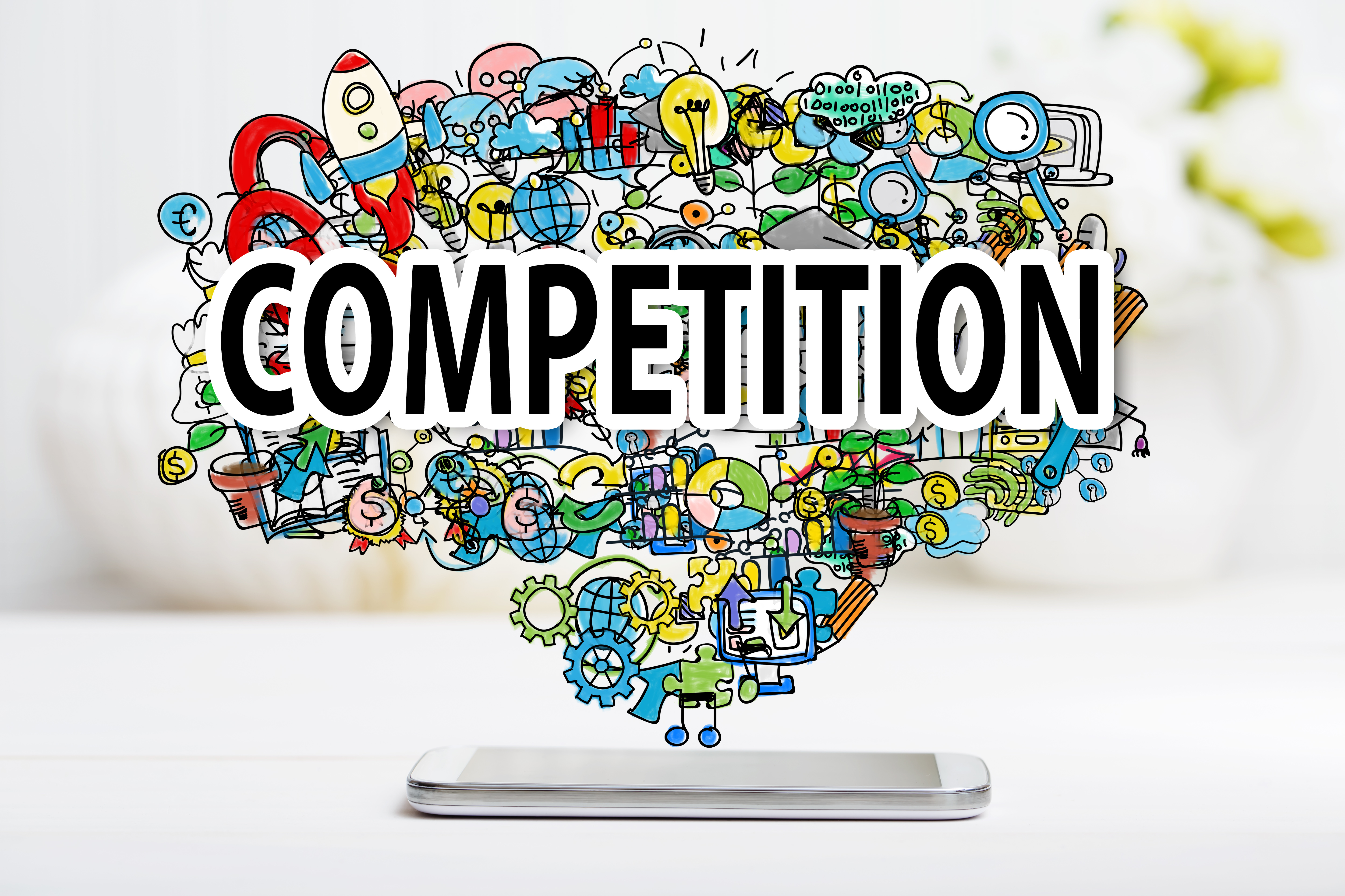 How to Deal with Competition images